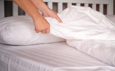 Lus i sengetøjet – hvad gør jeg?!